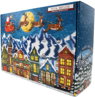 Vita Dulcis Whisky Adventskalender Classic - Edition 2020