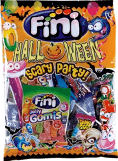Fini Halloween Scary Party Mix 200g