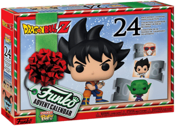 Funko 49660 POP Dragon Ball Z Adventskalender 2020