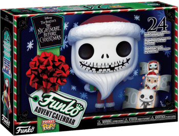 Funko 49668 POP Disney The Nightmare Before Christmas Adventskalender 2020