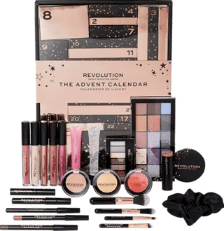Makeup Revolution Adventskalender 2020
