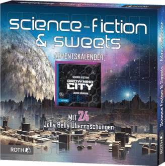 ROTH 80290 Adventskalender Science-Fiction and Sweets 2020