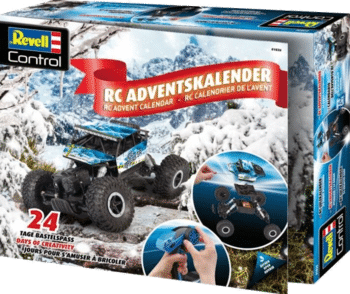 Revell 01026 Adventskalender RC Crawler