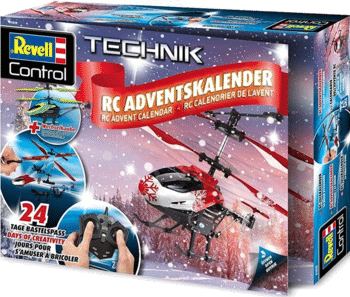 Revell 01028 Adventskalender RC Helikopter 2020