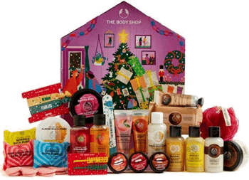 The Body Shop Make It Real Together Beauty Adventskalender 2020 Inhalt