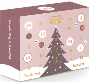Foodist Pamela Reif Adventskalender 2020