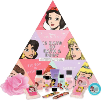 DISNEY PRINCESS 12 Days of Bath&Body Adventskalender 2020