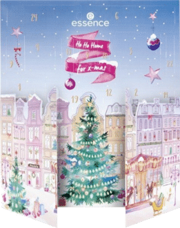 Essence Ho Ho Home for X-mas Adventskalender 2021