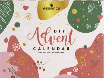 Essence The X-mas countdown DIY Adventskalender 2021