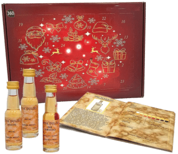 FrankBauer360 Whisky Adventskalender Deluxe Edition 2020