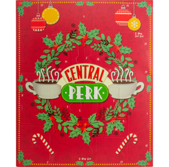 Friends Central Perk Adventskalender 2020