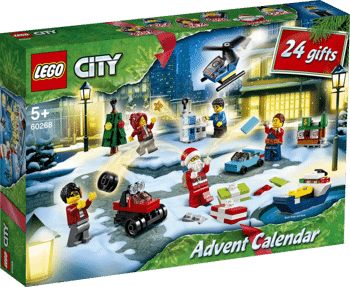LEGO 60268 City Adventskalender 2020