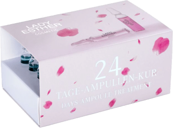 Lady Esther Cosmetic Adventskalender  24-Tage-Ampullen-Kur 2020