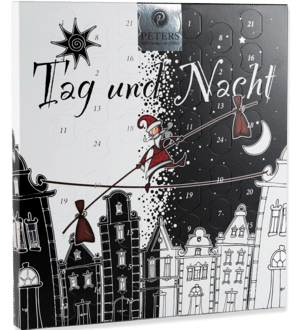 Peters Tag & Nacht Adventskalender