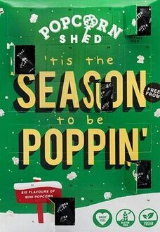 Popcorn Shed Season Poppin' Adventskalender 2020