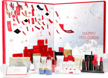 Shiseido Exclusive Adventskalender 2021