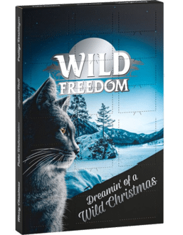 Wild Freedom Dreamin of a Wild Christmas Adventskalender für Katzen 2020