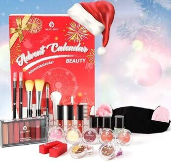 Beau-Pro Make-Up Adventskalender 2020
