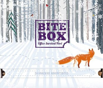 BiteBox Snacks Adventskalender