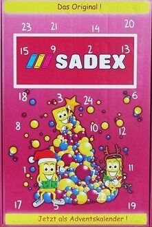 CAPTAIN PLAY SADEX Brause Adventskalender 2020