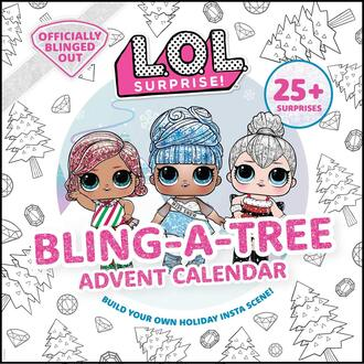 L.o.l. Surprise! Bling-a-tree Advent Calendar Englisch 2020