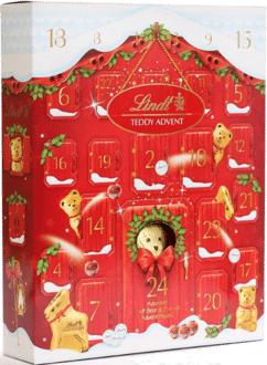 Lindt Bear Adventskalender 250g
