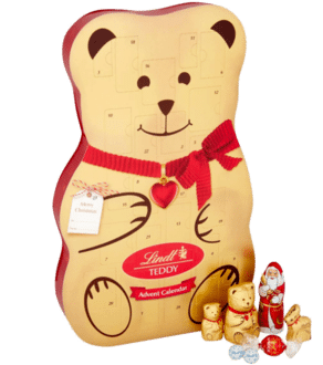 Lindt Teddy 3D Adventskalender 2020