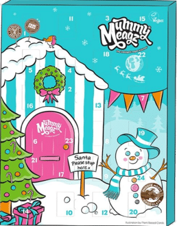 Mummy Meagz Vegan Adventskalender 2020