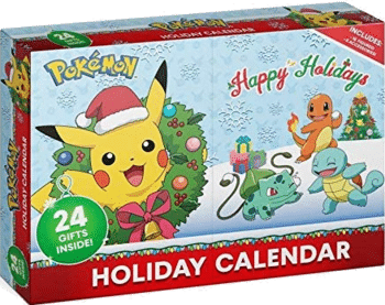 Pokemon Figuren Adventskalender 2020