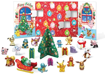 Pokemon Figuren Adventskalender 2020 Inhalt