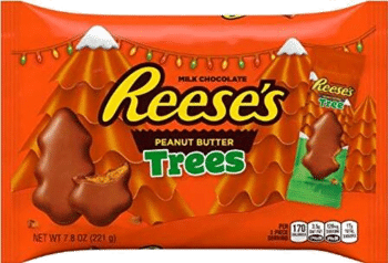 Reeses Peanut Butter Trees 231g 2020