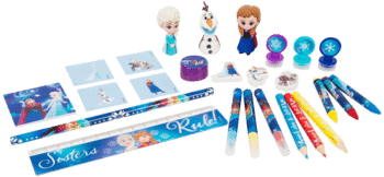 Sambro DFR15-6382 Disney Frozen Adventskalender Inhalt