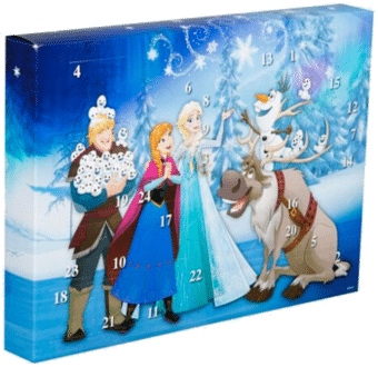 Sambro DFR15-6382 Disney Frozen Adventskalender