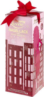 Shopping Queen Nagellack Adventskalender