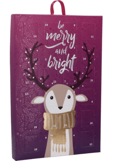 Six Be Merry and Bright Schmuck Adventskalender 2020