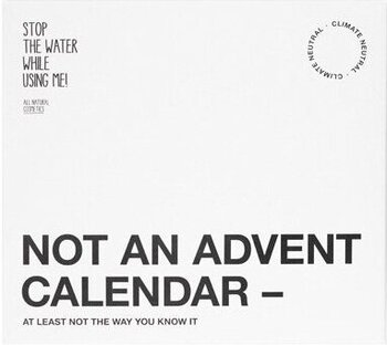 Stop The Water While Using Me Adventskalender 2020