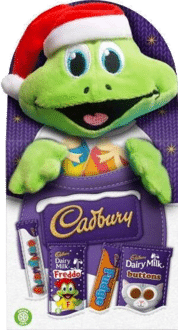 Cadbury Stocking Selection Box with Toy