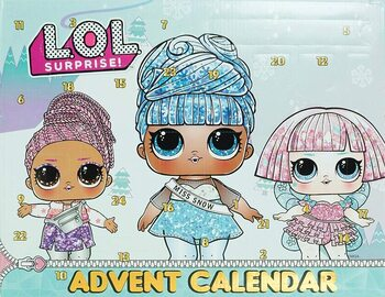 LOL Surprise Fashion Jewellery Adventskalender 2020