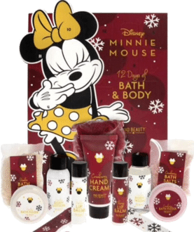 Minnie Mouse Bath & Body Adventskalender 2020