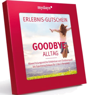 Magic Box Goodbye Alltag