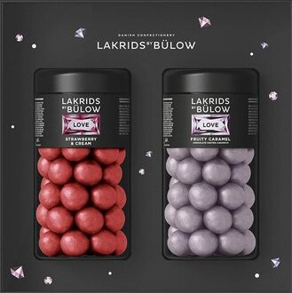 LAKRIDS BY BÜLOW Love Black Box 590g