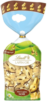 Lindt Frohe Ostern Goldhase im Nest 150 g