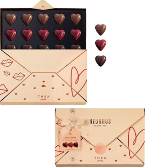 Neuhaus Chocolates Love Letter Box 142 g