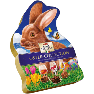 Trumpf Edle Tropfen Oster-Collection Hase
