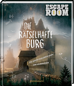 Die rätselhafte Burg Escape Room Adventskalender 2021